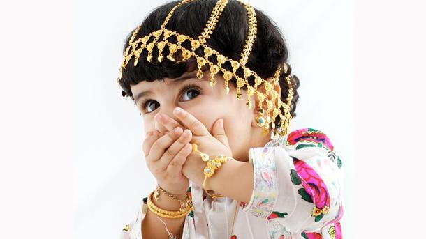 فن تصوير الأطفال - القرنقعوه