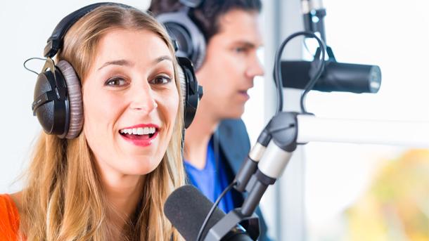 Conception & Presentation of Radio Programs